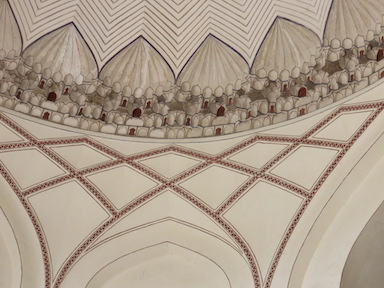 Dome Detail, Humayun's Tomb